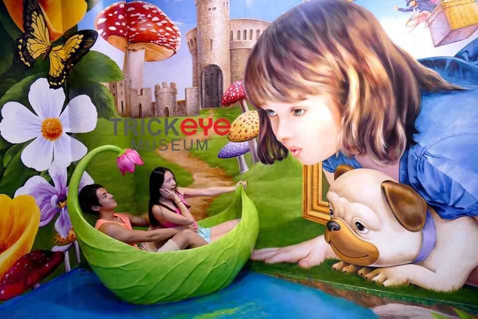 Trick Eye3D館暑假優惠 學生減$50
