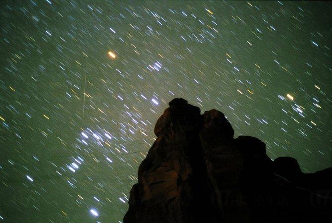 獵戶座流星雨 高峰期每小時或達36顆