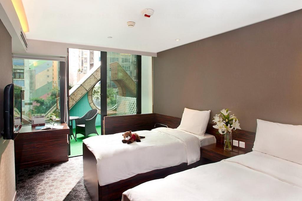 灣仔隆堡雅逸酒店 周年優惠每晚低至$550