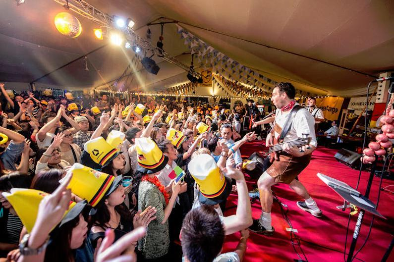 馬哥孛羅德國啤酒節 2015