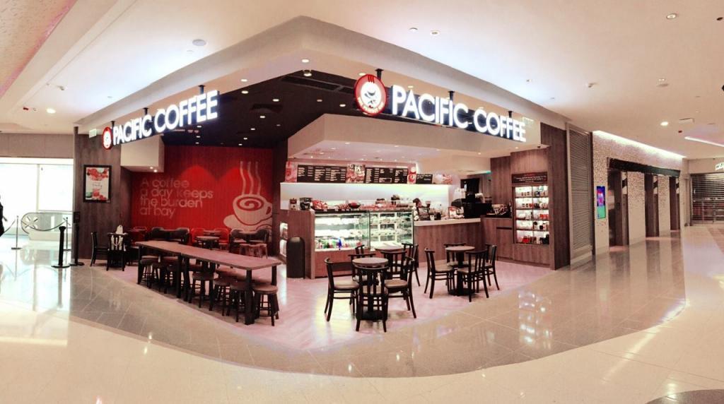 Pacific Coffee指定分店 買一送一優惠