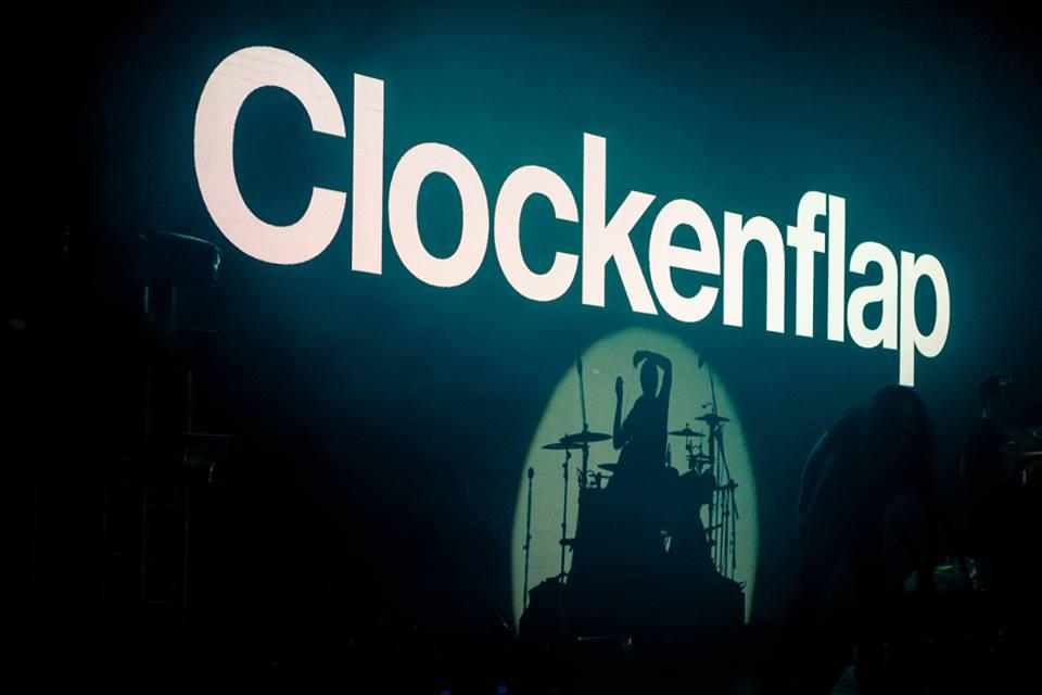 CLOCKENFLAP 香港音樂及藝術節 2015