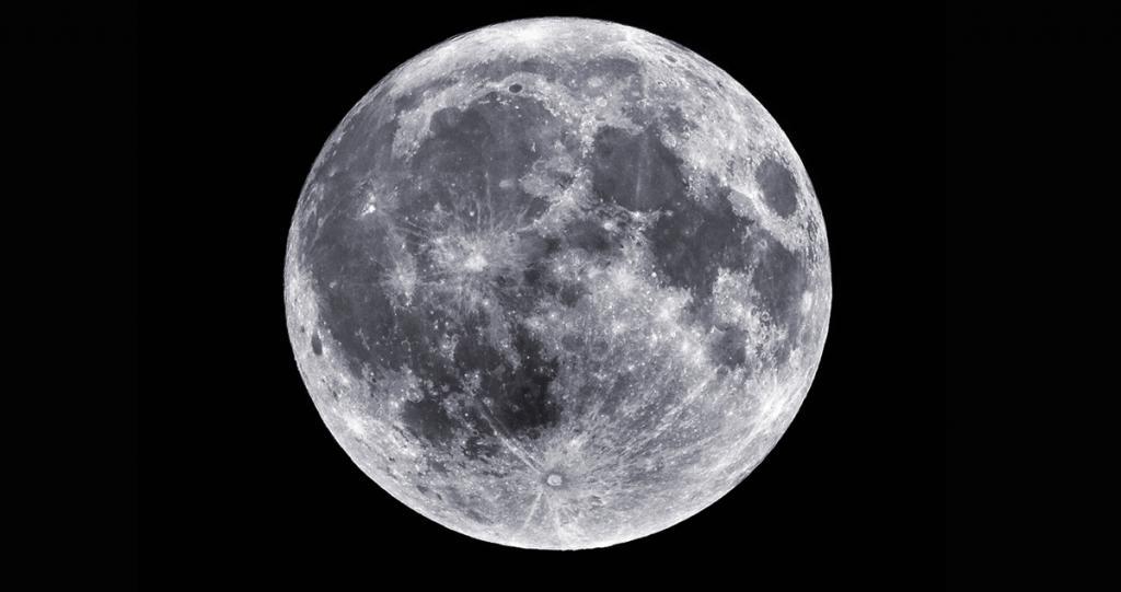 中秋超級月亮 98年來最大