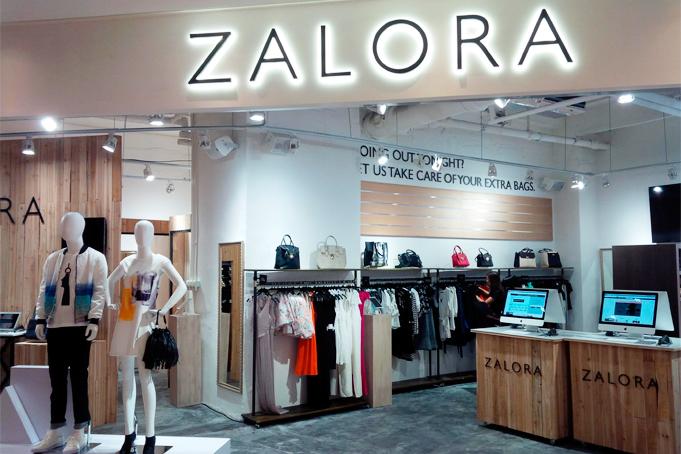 3個月限定!ZALORA 實體店尖沙咀開業