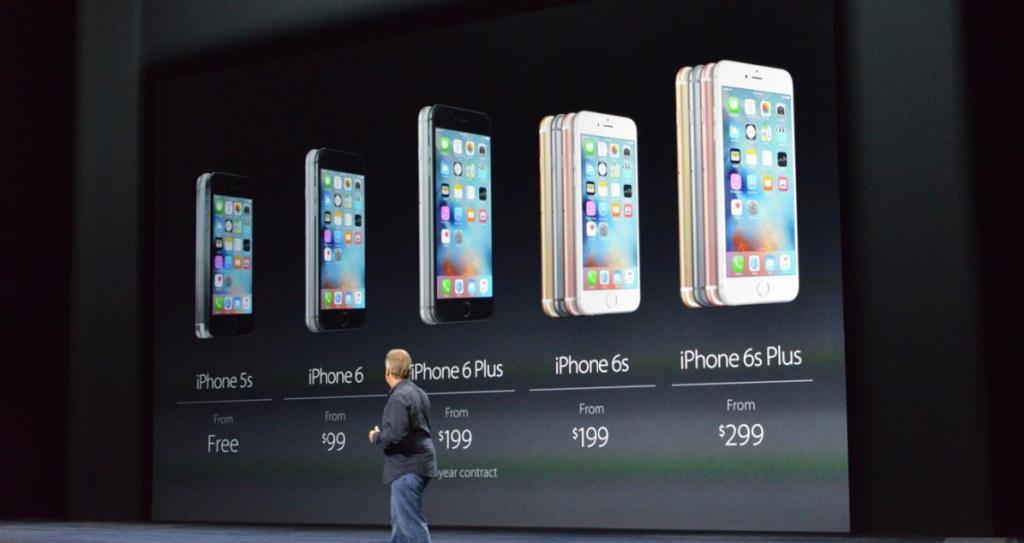 Apple 發佈會懶人包 iPhone6s 等7大產品新登場