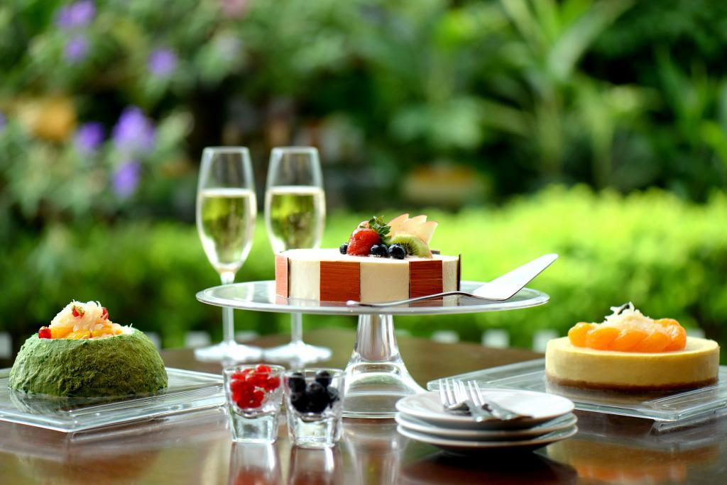9月限定!沙田凱悅酒店柚子系列蛋糕