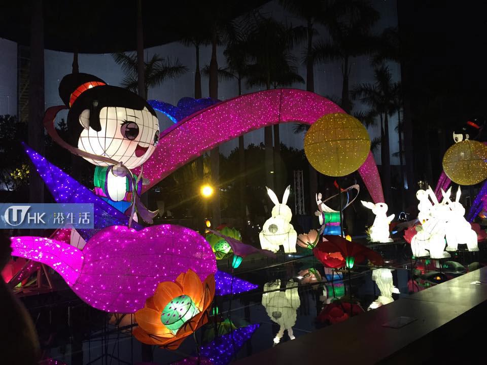 文化中心中秋綵燈展 9.10起舉行