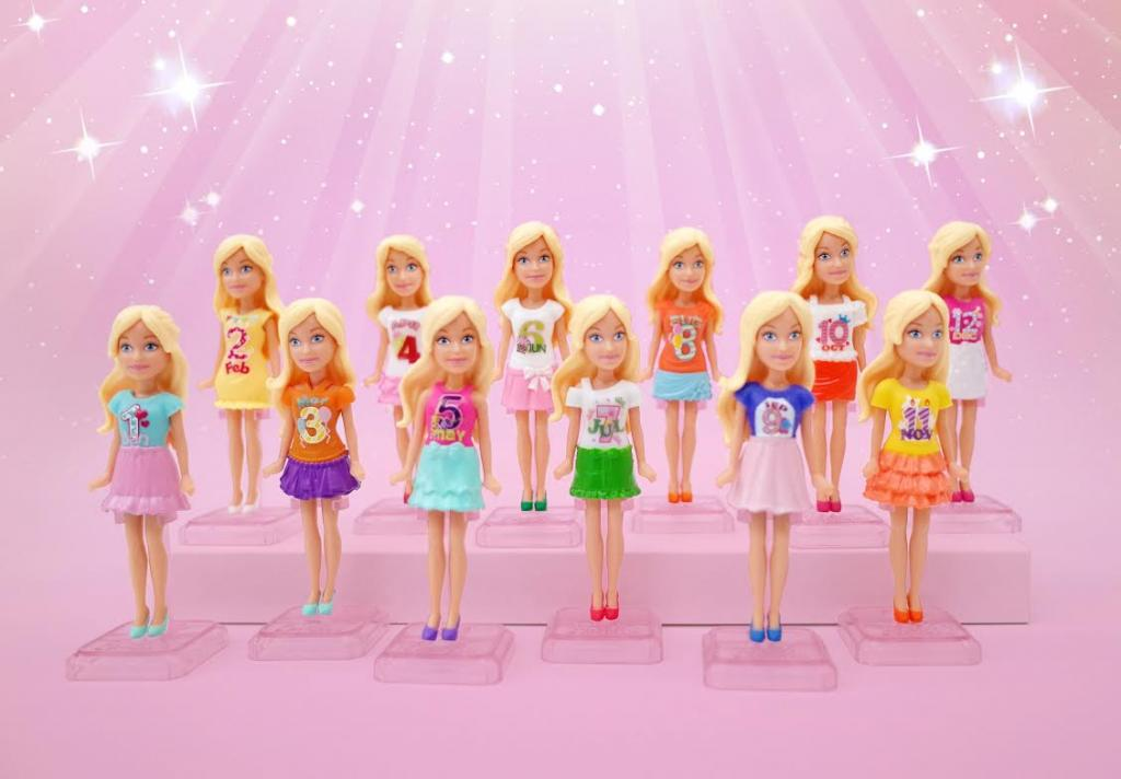 灣仔限定! 迷你Barbie Pop-up便利店