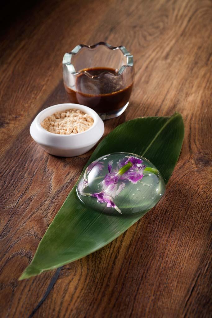 九龍東皇冠假日酒店「和風の味」下午茶