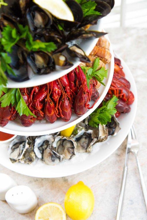 Metro Buffet & Grill「香港地海鮮美饌」 自助餐