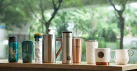 Starbucks與S'Well聯手推出不鏽鋼保溫瓶