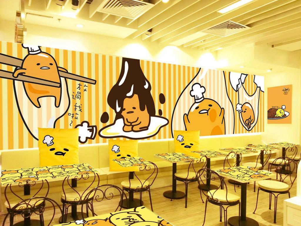 蛋黃哥Cafe登陸Apm 多款限定產品發售