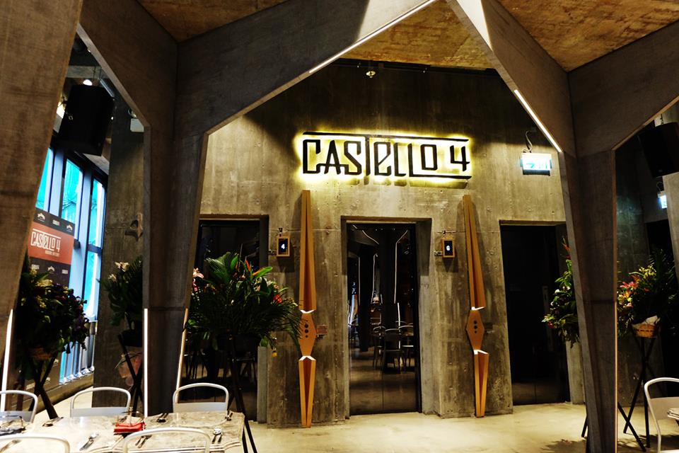 $1杯Cocktail!Castello 4限時優惠