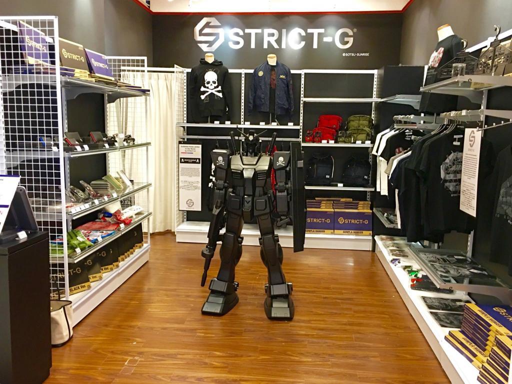「STRICT-G」海外期間限定店 初登陸香港