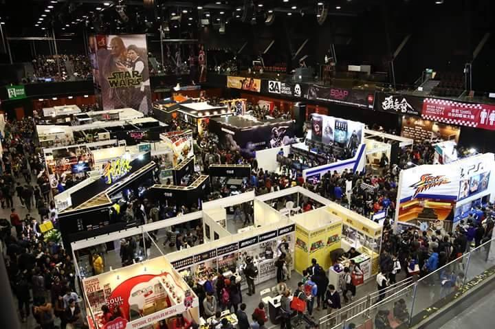 TOYSOUL亞洲玩具展2015 攤位達180個!
