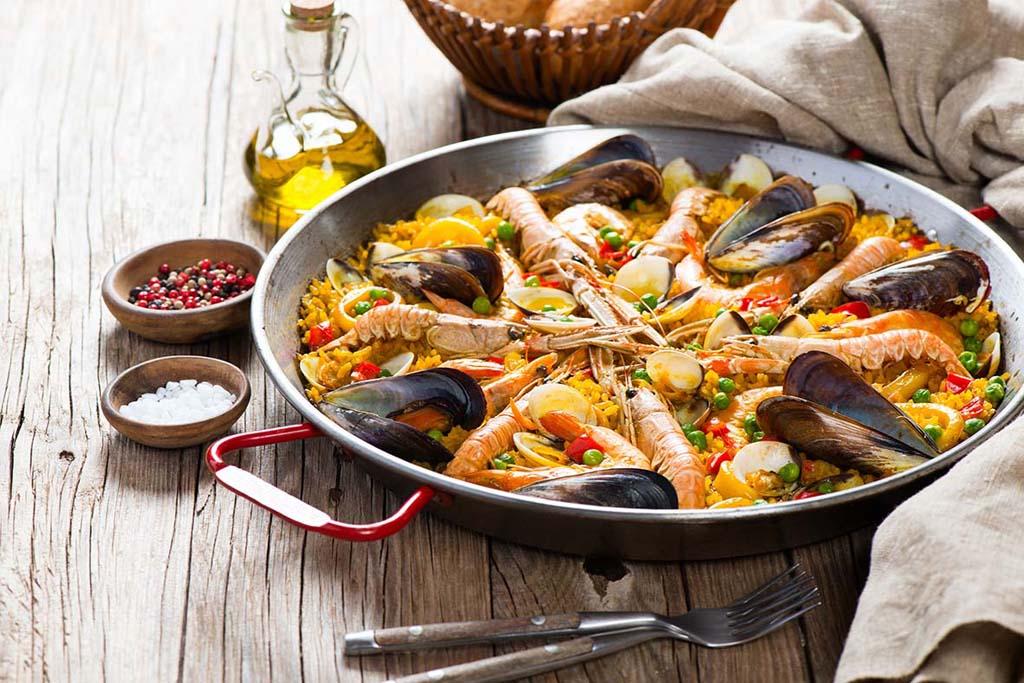 生日免費!富豪香港酒店「品味西班牙」自助晚餐