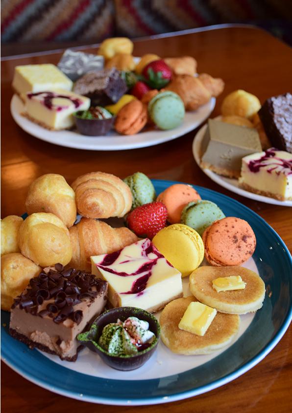 WIREDCAFÉ $148 下午茶甜品自助餐