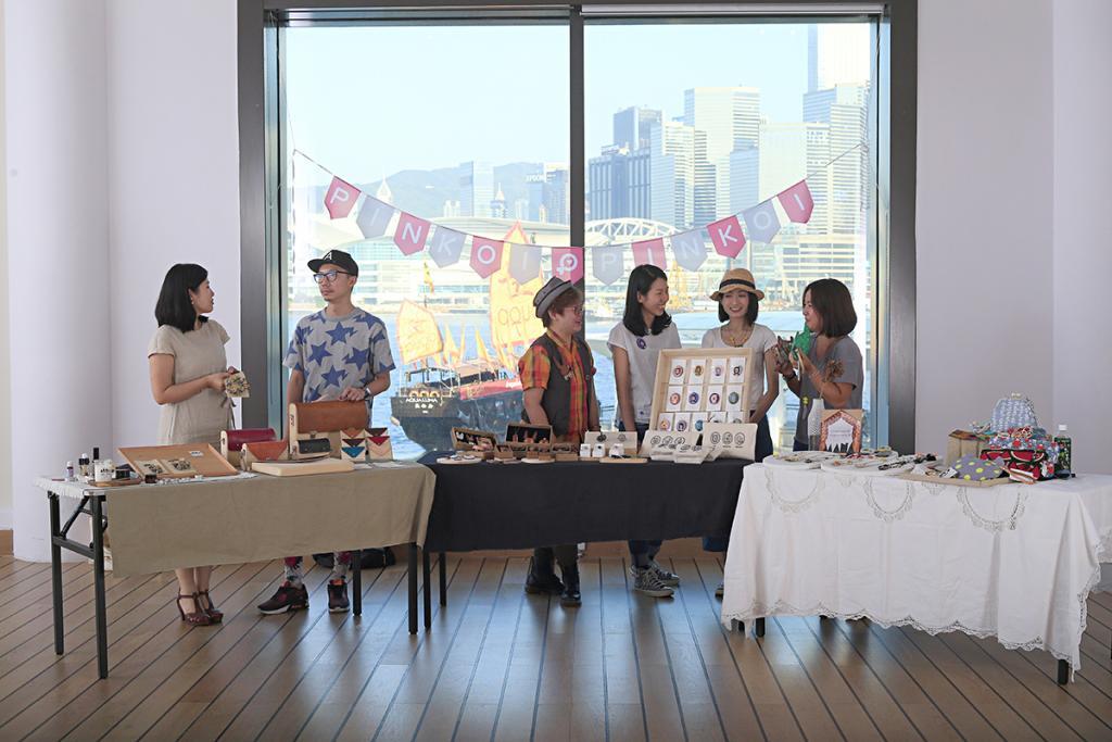 寶島網購平台Pinkoi  辦香港好物市集