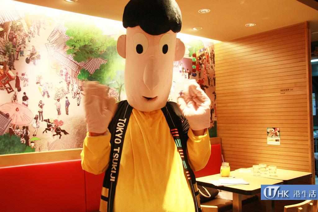 天氣先生 x 東京築地食堂 合作推出限定餐飲