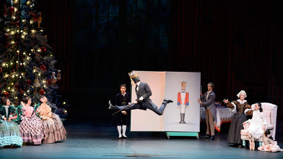 聖誕必看!香港芭蕾舞團《胡桃夾子》