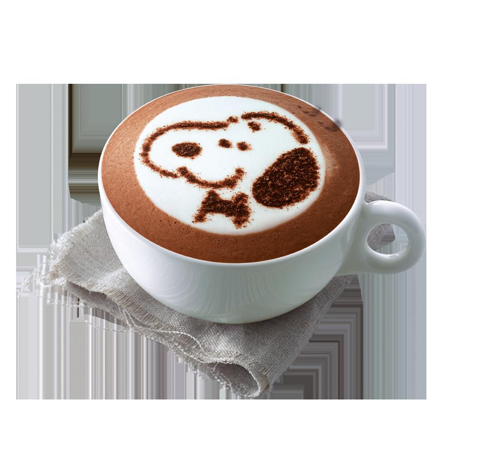 花生迷必食! McCafé 推4大Snoopy飲品、甜品