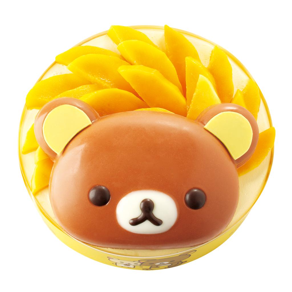 大人細路都鍾意!聖安娜餅屋 X「輕鬆小熊」蛋糕