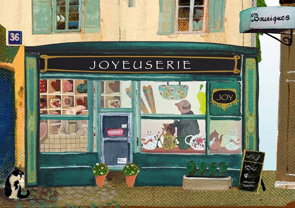 歐洲雜貨店Joyeuserie 開聖誕期間限定店