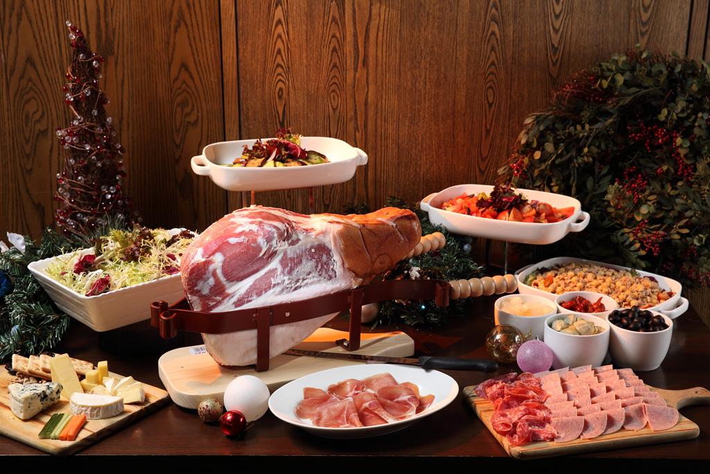 $200有找聖誕大餐!九龍貝爾特酒店自助餐