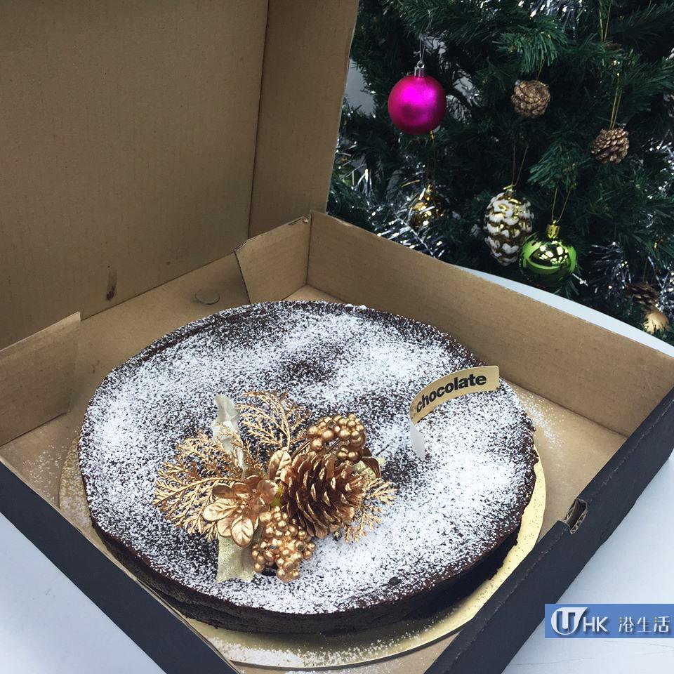 朱古力控之選!Awfully Chocolate聖誕系列蛋糕