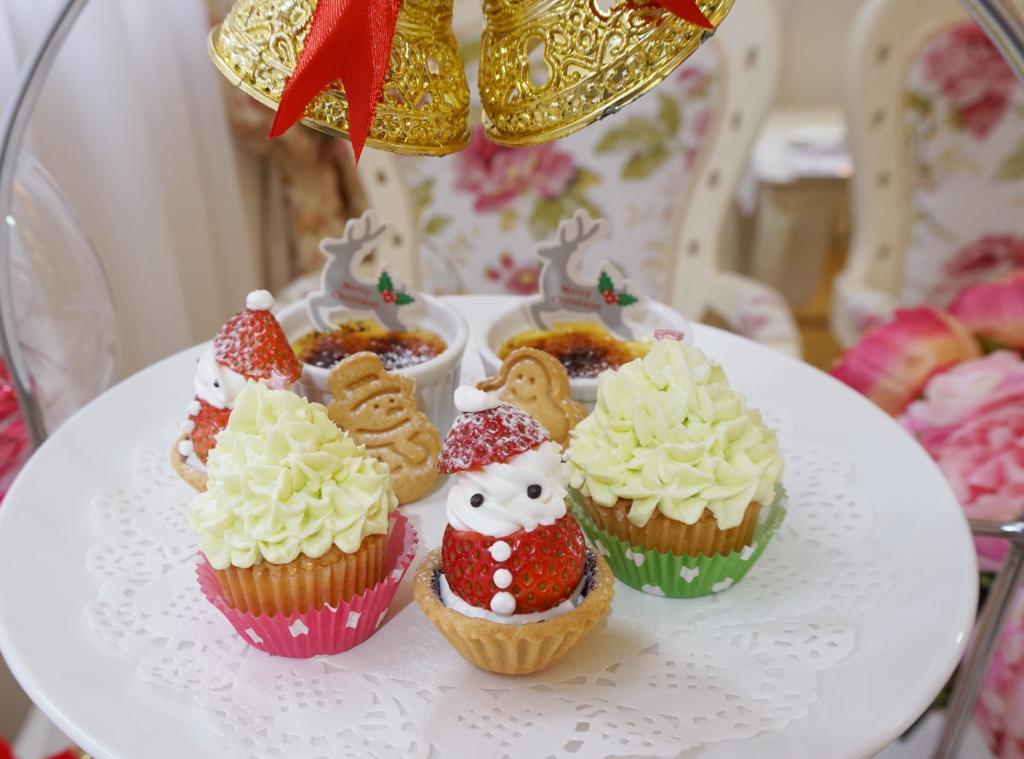 浪漫聖誕!L'Tea Room聖誕特別版英式下午茶