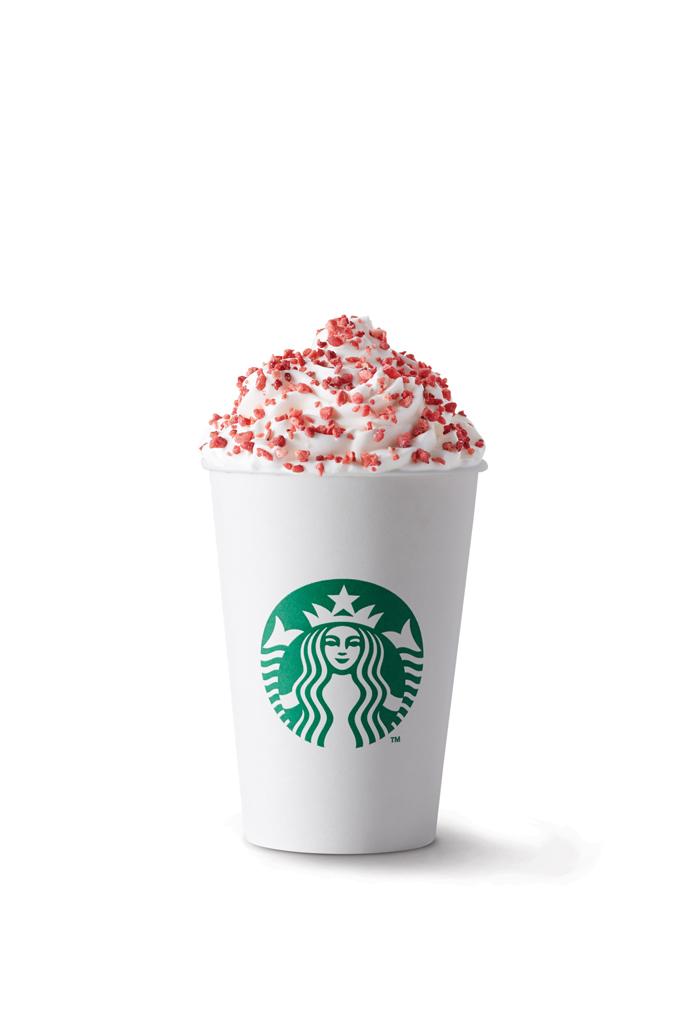 閃亮冬季!Starbucks全新限定飲品登場