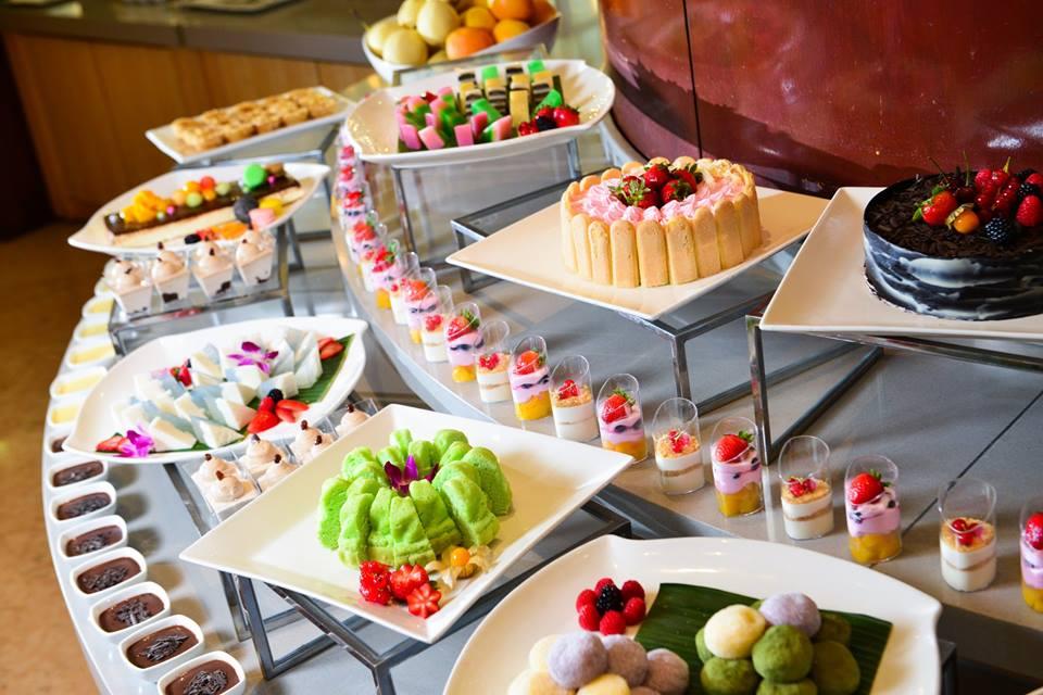 限時優惠!龍堡國際環球美食自助晚餐