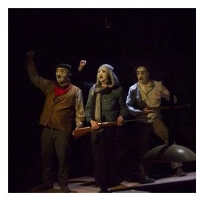 法國五月藝術節2015-亞洲民眾戲劇節協會及平民劇團《西線無戰線-一戰華工版》