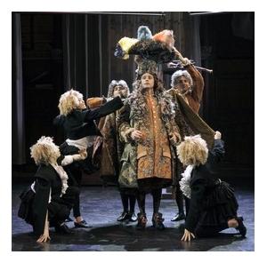 法國五月藝術節2015-巴黎北方滑稽劇團《平民貴族》