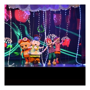 國際綜藝合家歡2015節目:台灣影舞集表演印象團《法蘭茲與朋友們 ─ 海底歷險記》