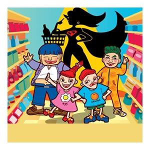 國際綜藝合家歡2015節目:風車草劇團《超級媽媽超級市場》