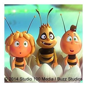 《小蜜蜂瑪雅 (大電影)》— 兒童電影合家歡2015