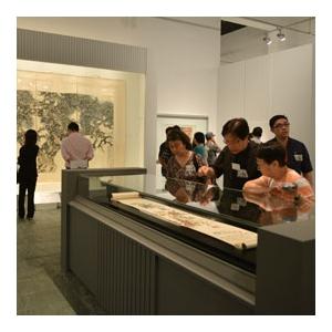 與博物館設計師會面