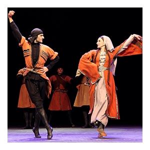 世界文化藝術節2015 - 瑰藝十載節目:格魯吉亞國家舞蹈團