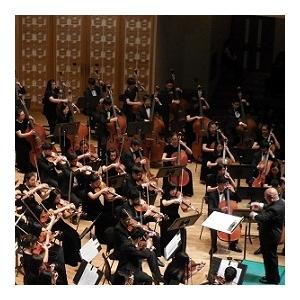 香港青年交響樂團周年音樂會暨俄羅斯之旅匯報音樂會「柴可夫斯基與梁祝」