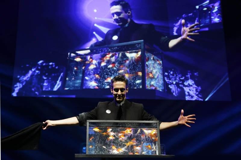 百老匯最賣座!《魔幻之旅》4月香港上演