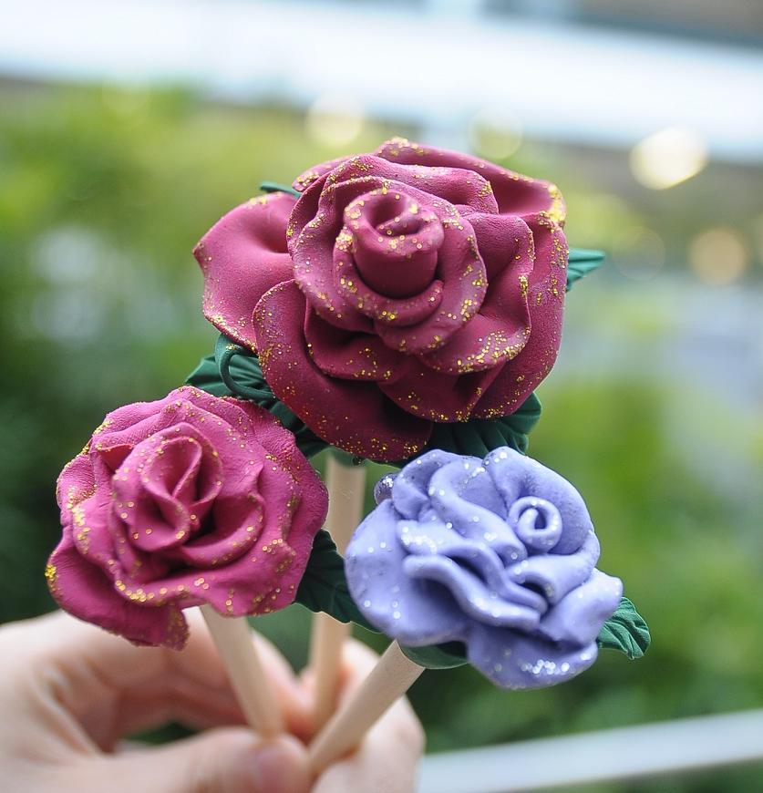 免費學製黏土玫瑰! PMQ「情 . 尋 . 墟」