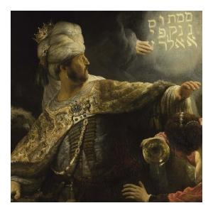 香港文化中心場地伙伴計劃「伯沙撒王的盛宴」