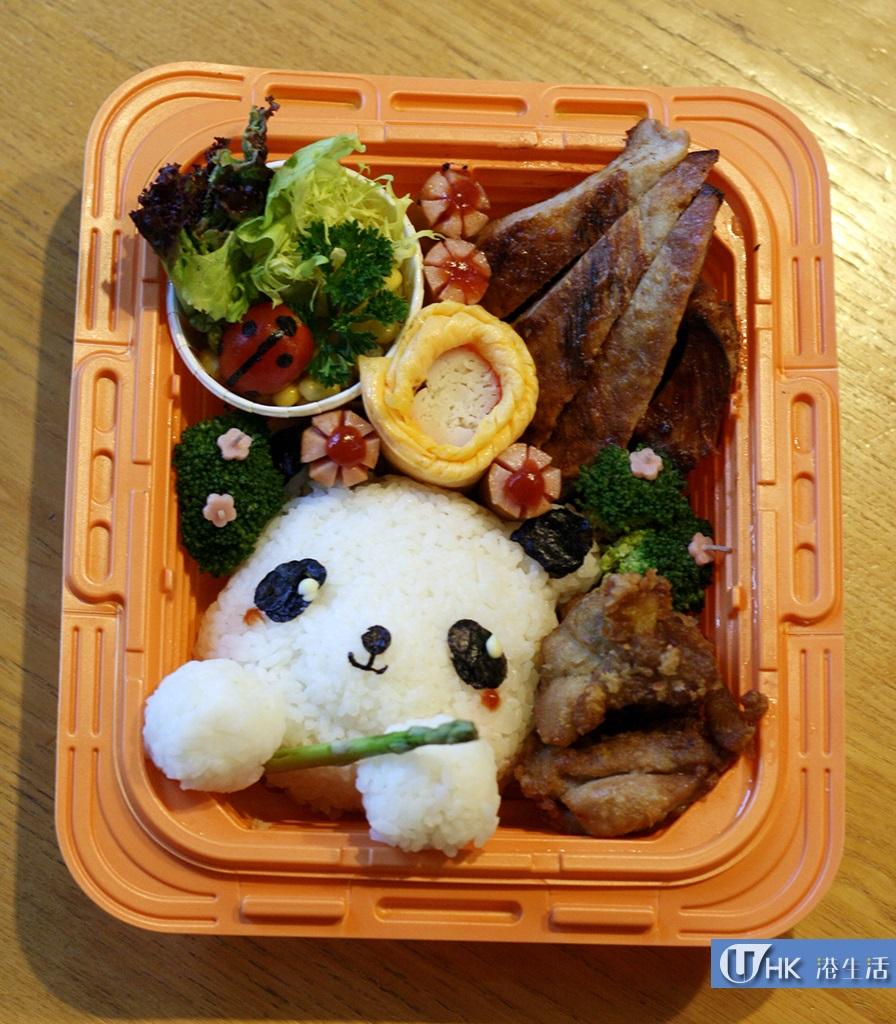 情人節限定便當!J-Point Cafe全新可愛造型食品亮相