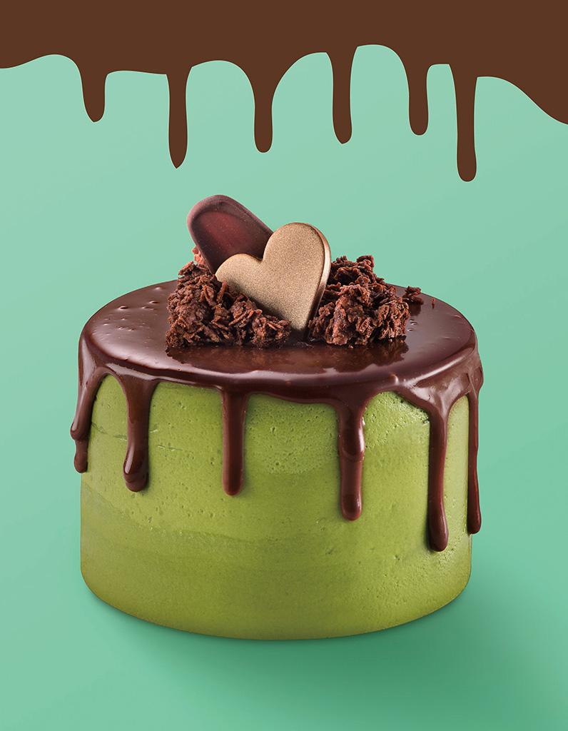 3種戀愛!美心西餅#Cakefor2情人節系列蛋糕