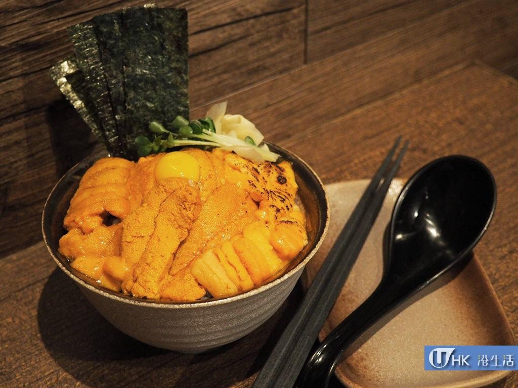 百元有找「三色海膽飯」!旺角鳴門周年限定食品