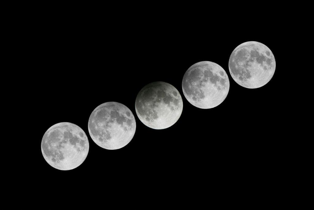 歷時逾3.5小時!3.23香港上空現「半影月食」