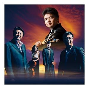 香港弦樂四重奏與李飈-擊.弦