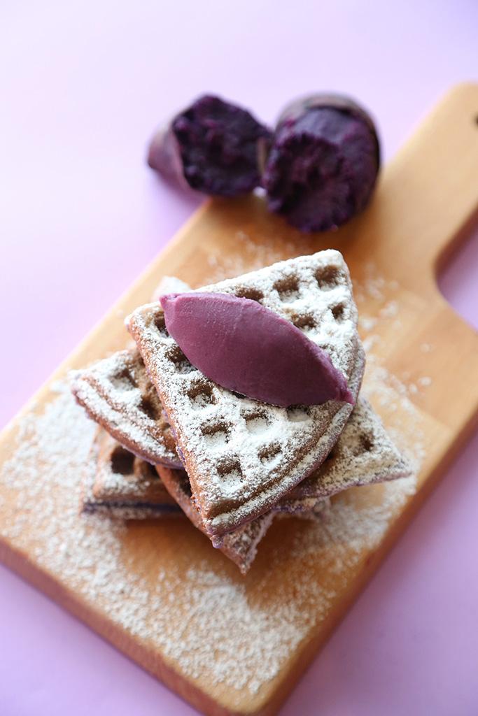 任食朱古力、紫薯甜品!帝都酒店$78自助餐