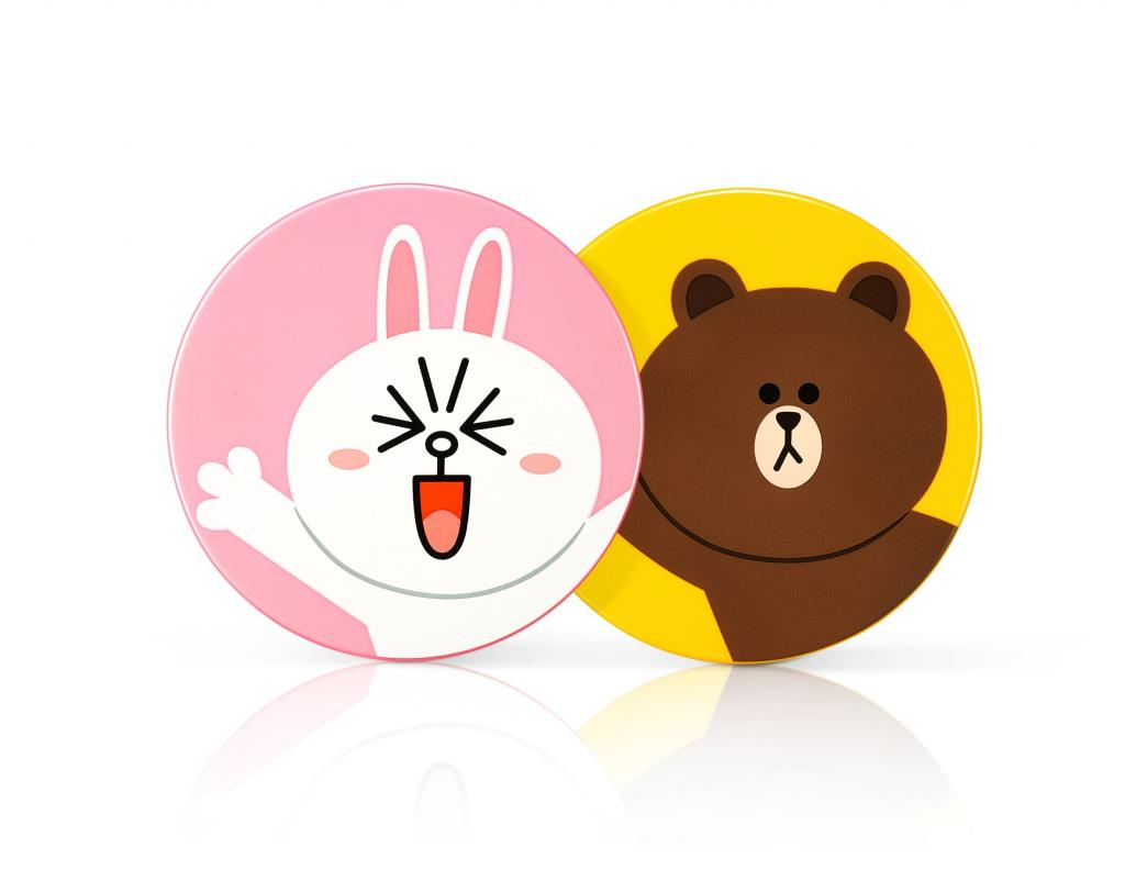 Innisfree x LINE FRIENDS Eco-Friendship限量妝品